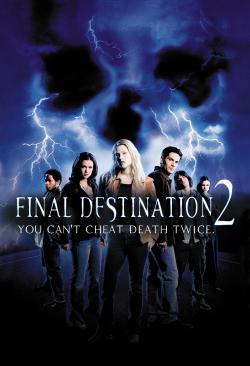 Risultati immagini per FINAL DESTINATION 2 ( 2003 ) GIF POSTER