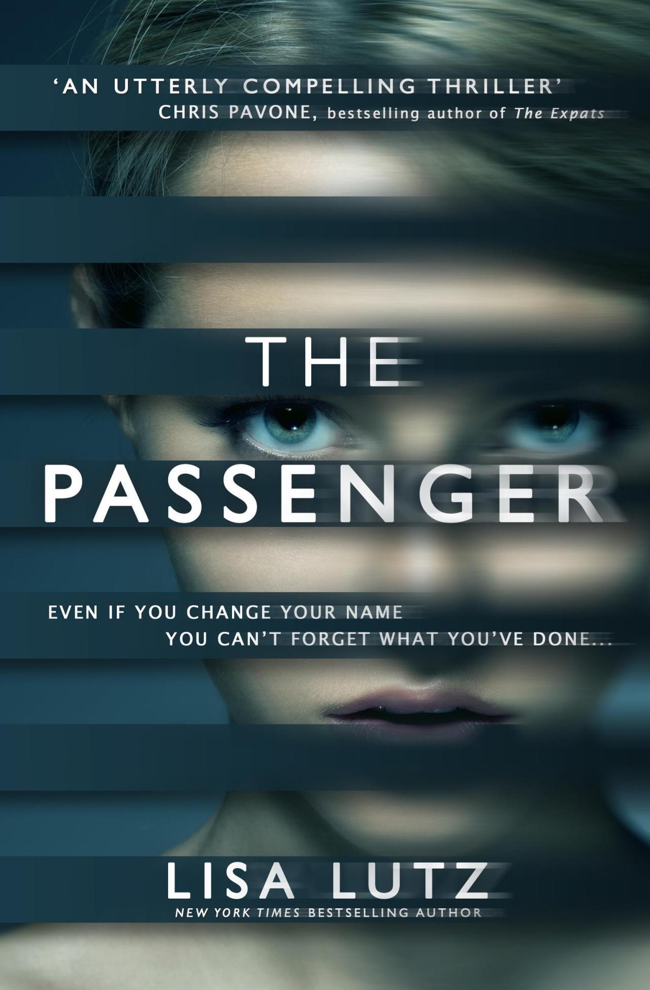the passenger lisa lutz cover