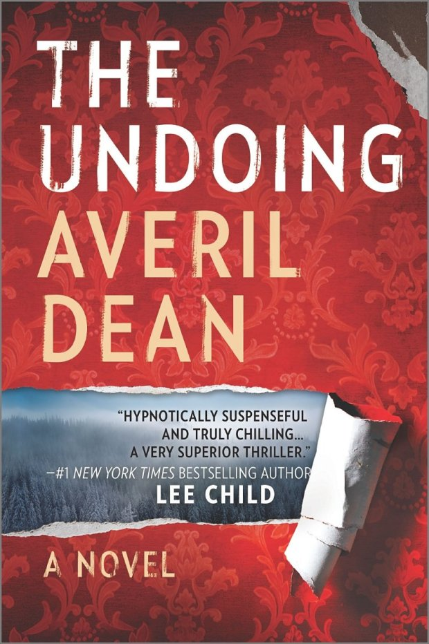 the undoing averil dean cover
