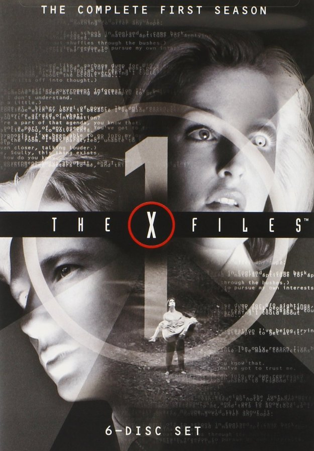 x-files season 1
