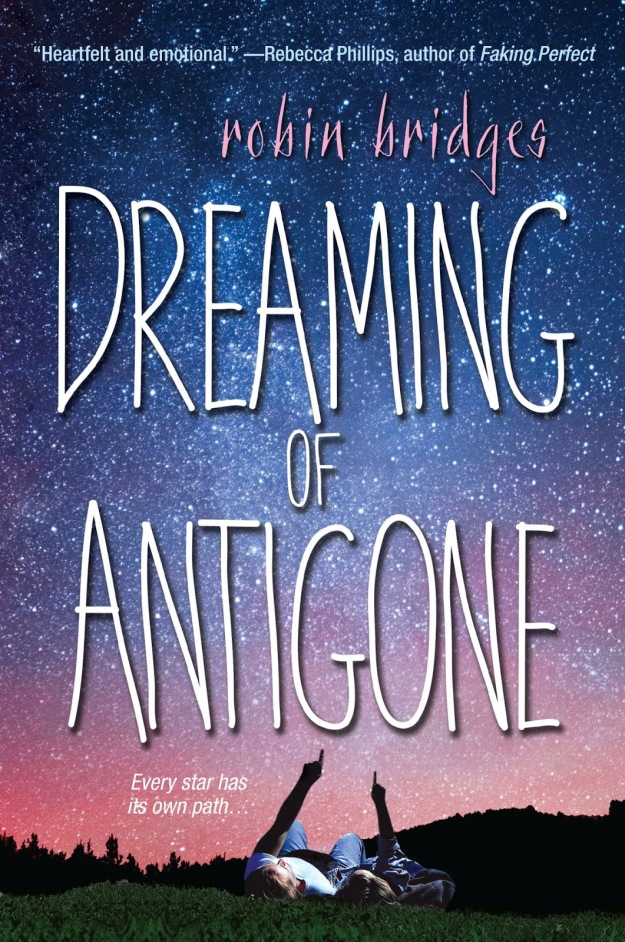dreaming of antigone cover