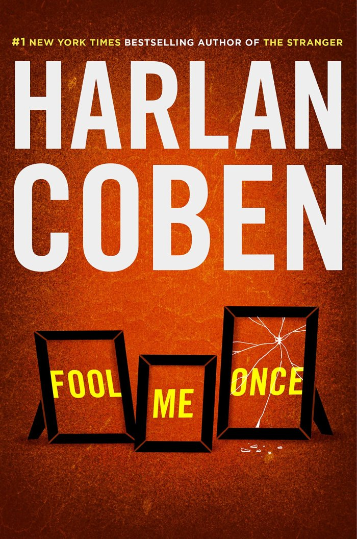 harlan coben fool me once cover