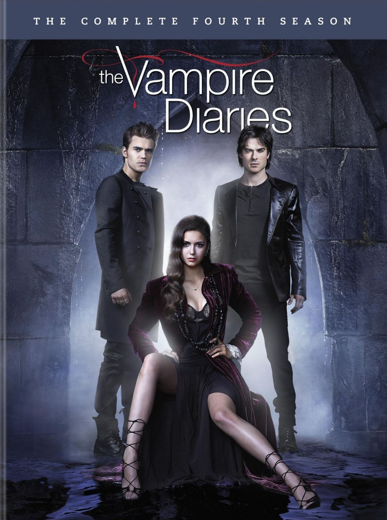 vampire diaries season 4 cover