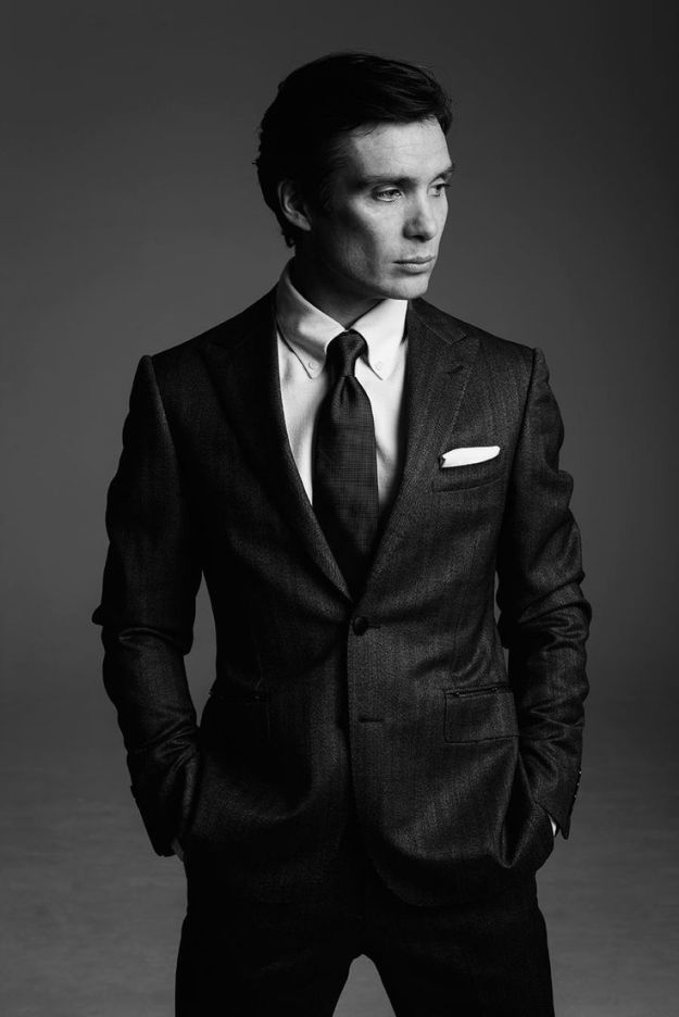 cillian murphy suit