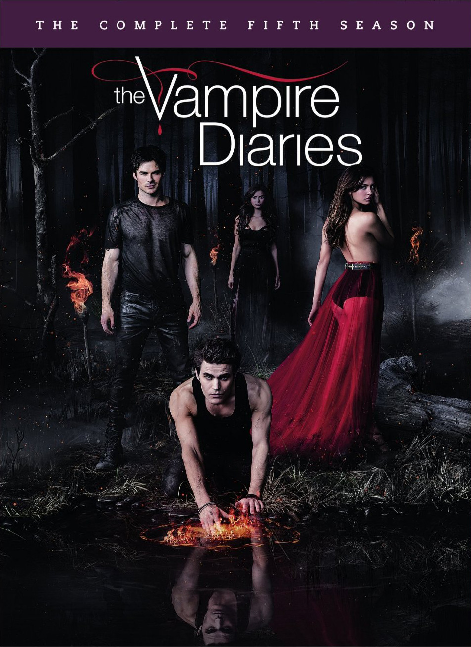 5. Staffel Vampire Diaries