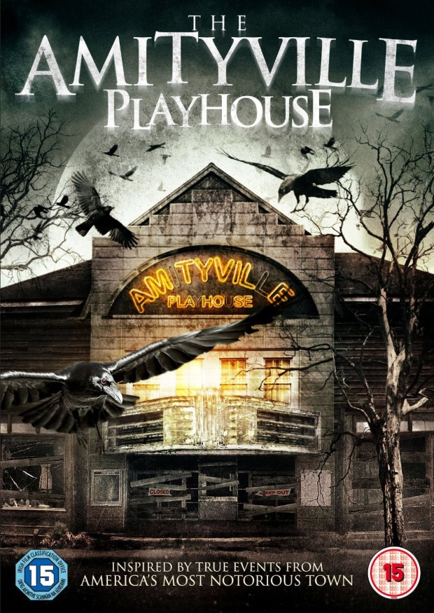 amityville playhouse cover