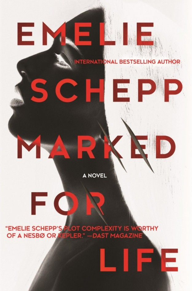 marked for life emelie schepp cover