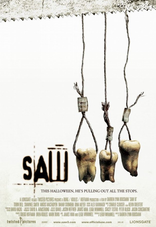 saw 3 poster