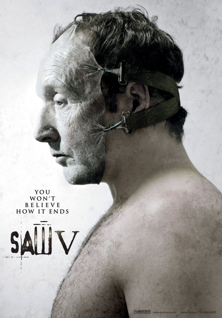 saw 5 poster
