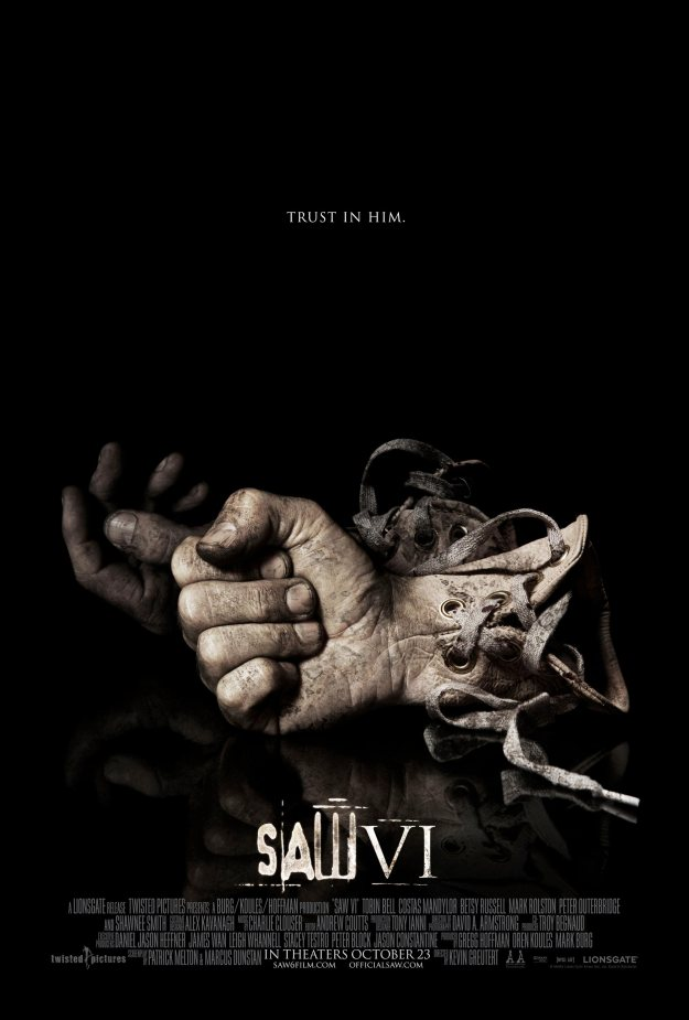 saw 6 poster