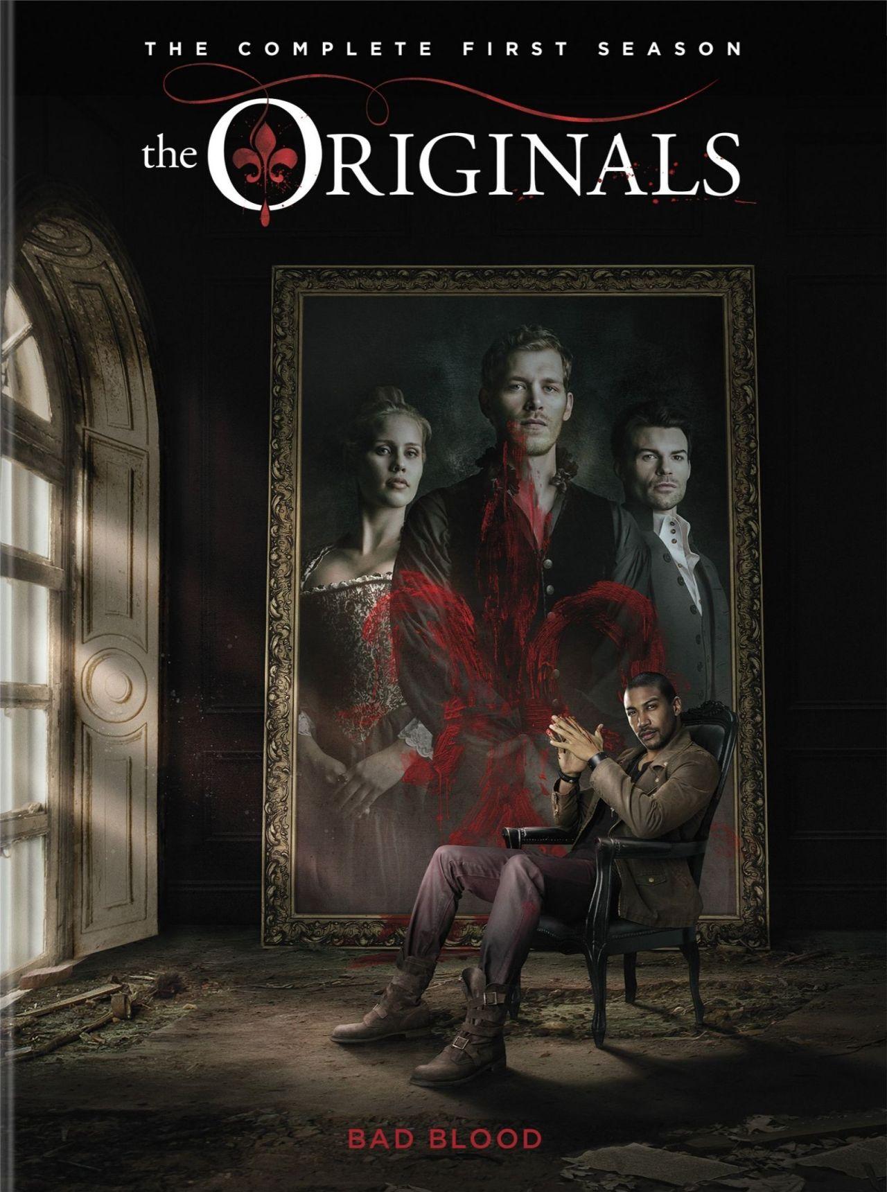 the originals season one cover