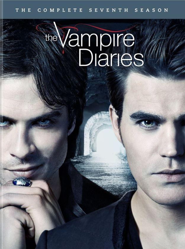 vampire diaries season 7 poster