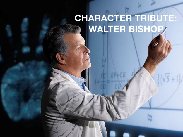 walter bishop CHARACTER TRIBUTE
