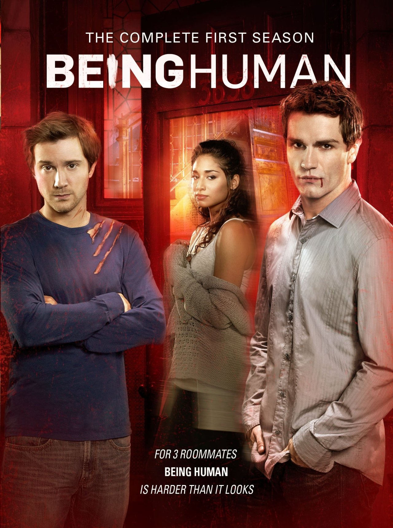 being human season 1 cover