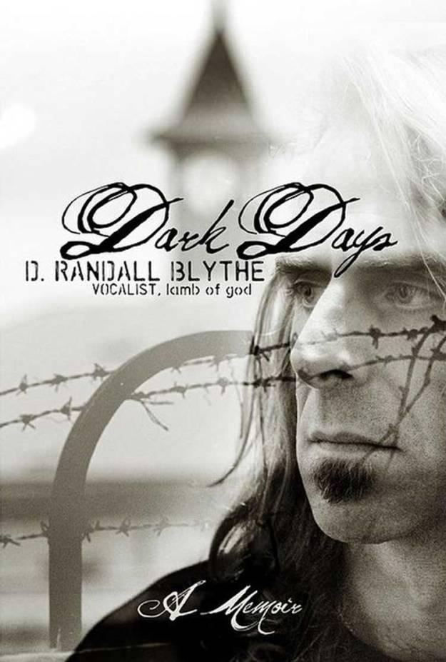 dark days randy blythe book cover