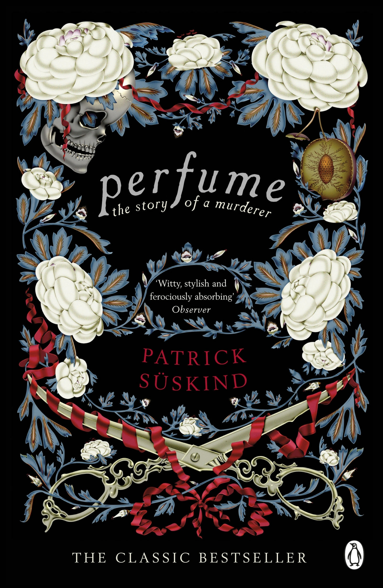 review perfume the story of a murderer patrick suskind the  perfume story of a murderer book cover