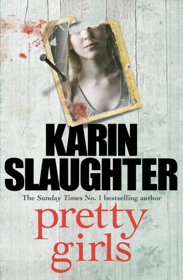 karin slaughter pretty girls cover