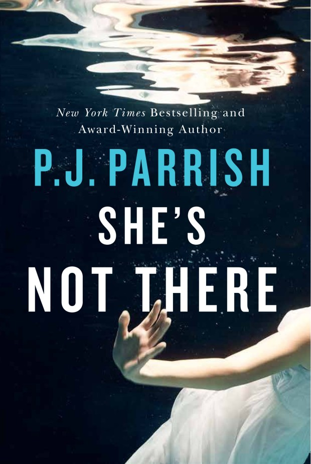 shes-not-there-pj-parrish-cover