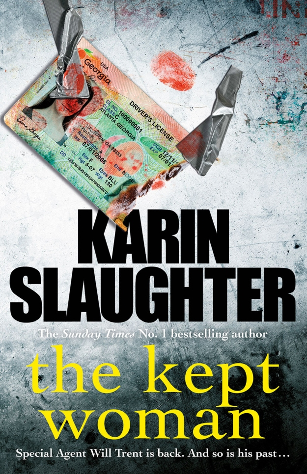 the kept woman cover