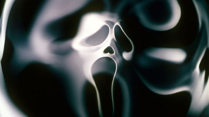 Scream 3 (2000) Directed by Wes Craven Shown: Ghostface