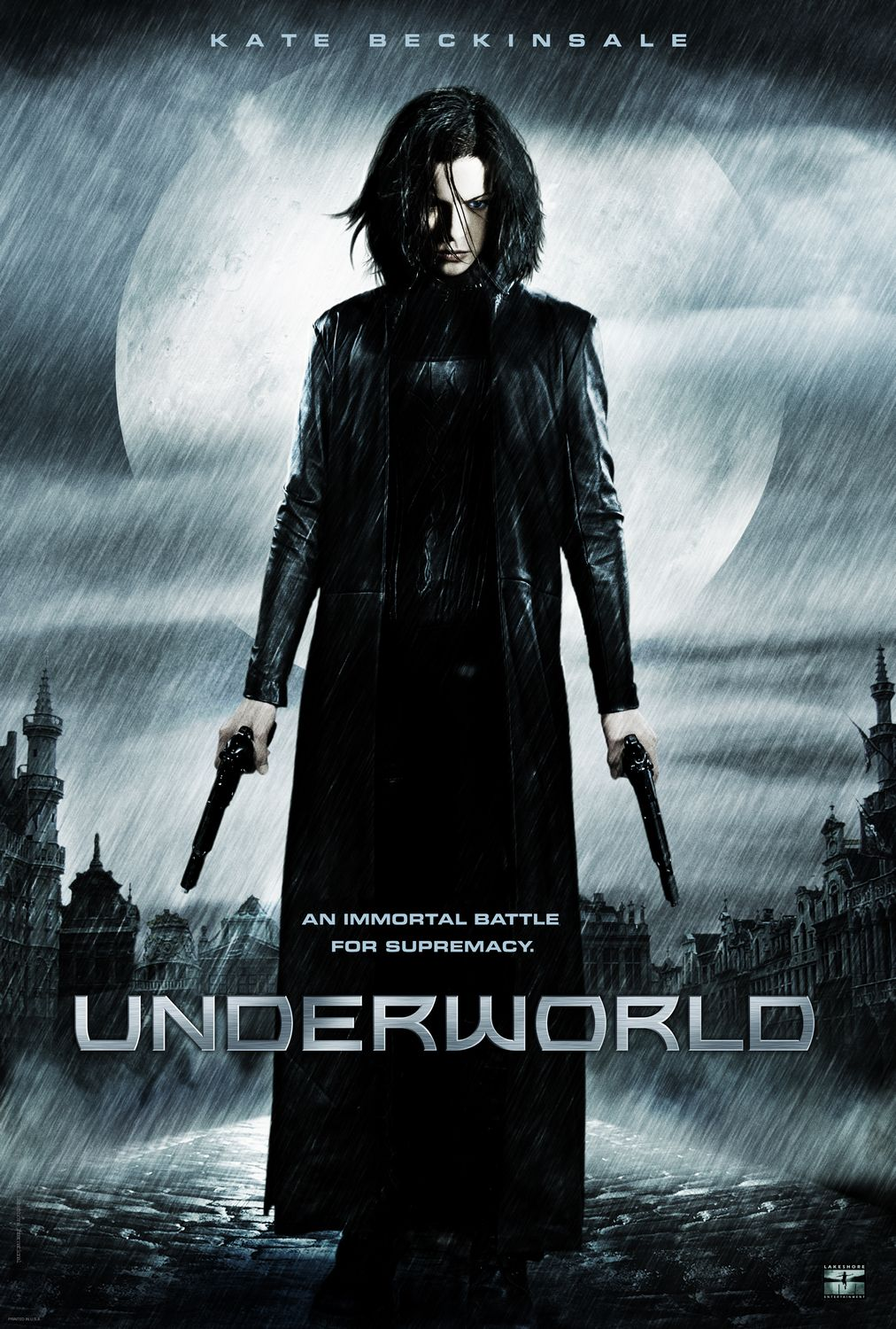 Underworld full Movie Download BluRay 2003