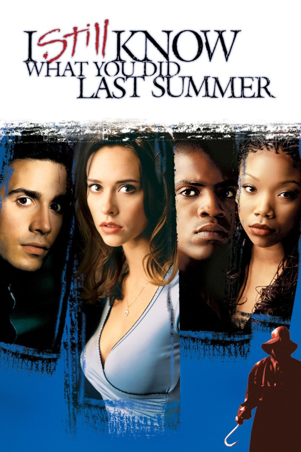 i know what you did last summer book review
