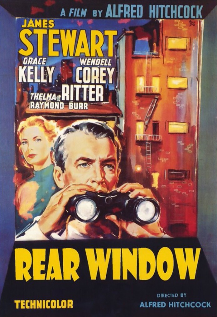 May Blind Spot Review Rear Window 1954 The Sporadic Chronicles