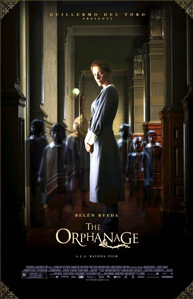 the orphanage review The orphanage spends most of its time dealing in the realm of the psychological, but there are enough visceral moments to keep your blood pumping throughout a recurring image of a creepy kid with a burlap sack over his head is a sight sure to fuel a nightmare or two.