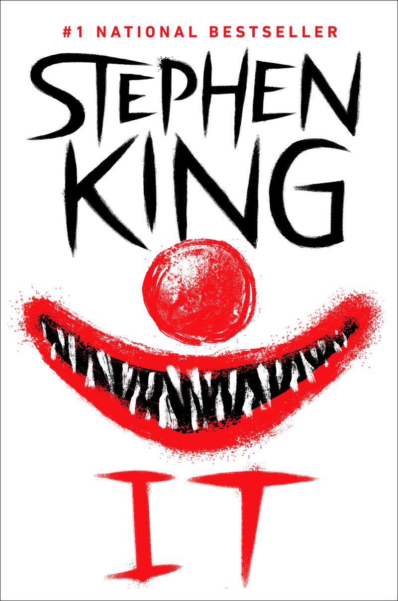 Resultado de imagem para IT STEPHEN KING book