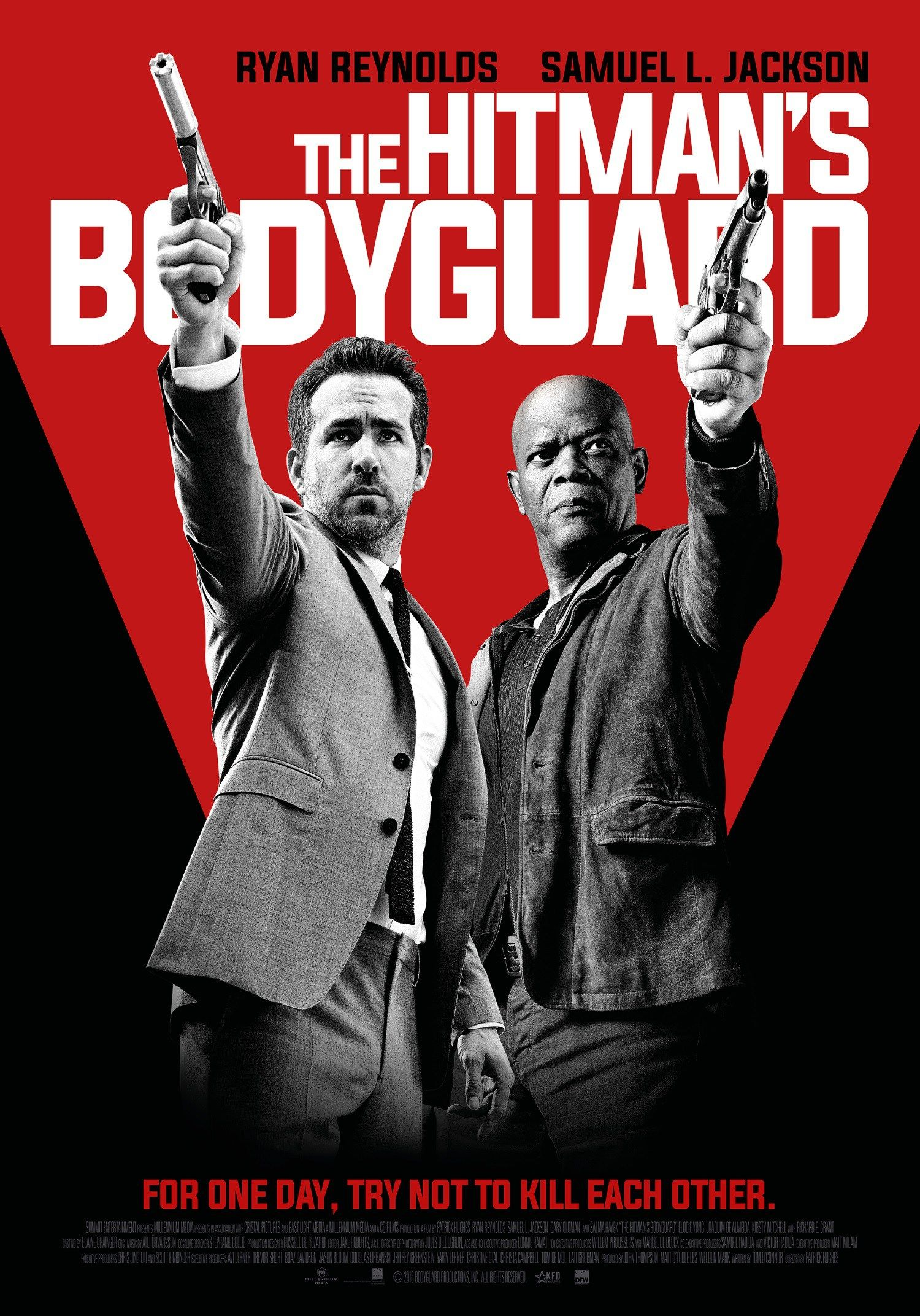Review The Hitman S Bodyguard 2017 The Sporadic Chronicles