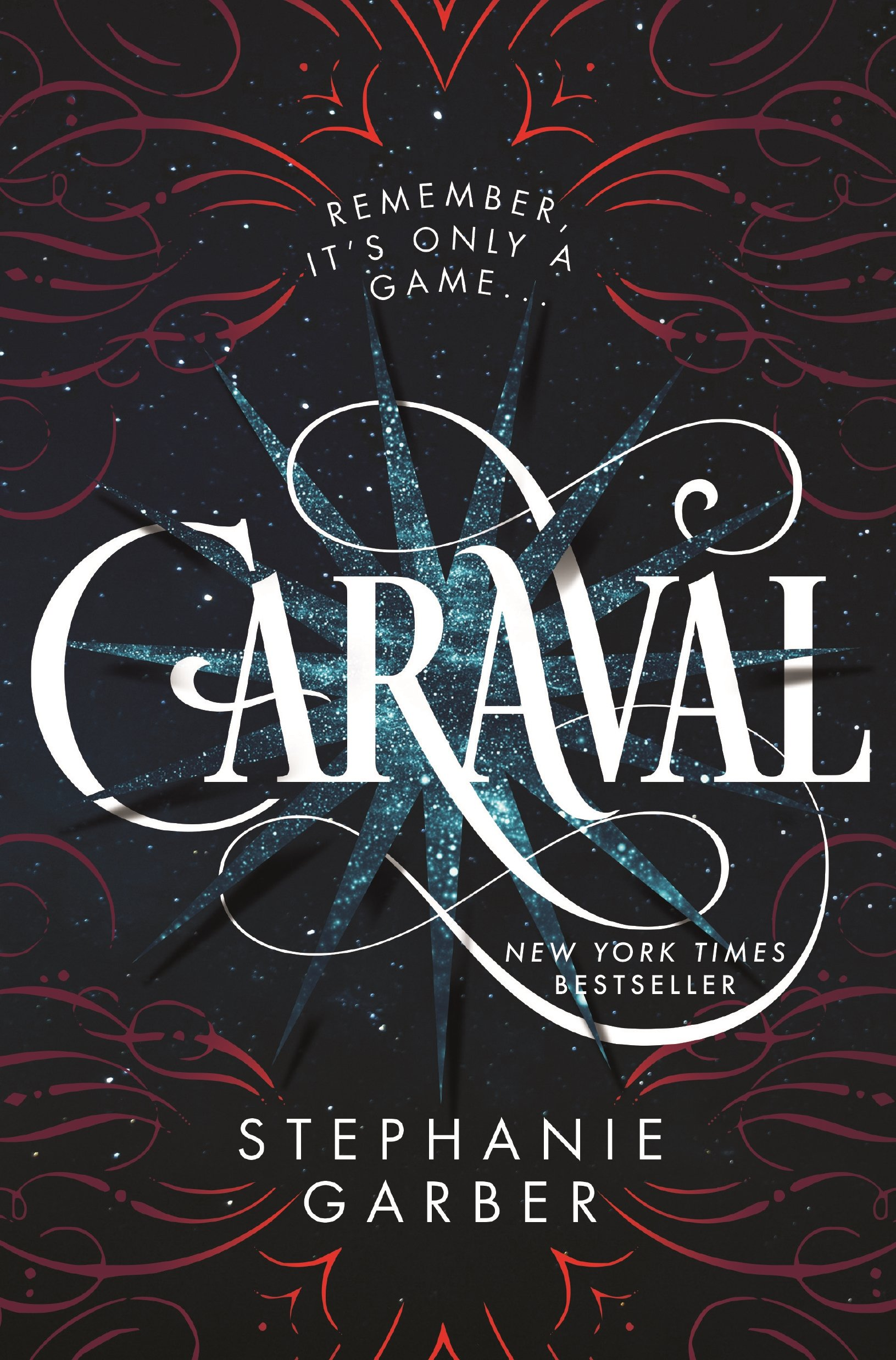 Review: Caraval – Stephanie Garber | The Sporadic Chronicles